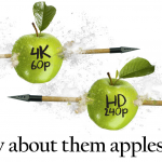 Odyssey 7Q and 7Q+ can now record 4K/UHD up to 60P and HD up to 240P in Apple ProRes