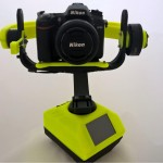 Steady Shot Bot: An automated robot with Hyperlapse, Gimbal and motion control functions