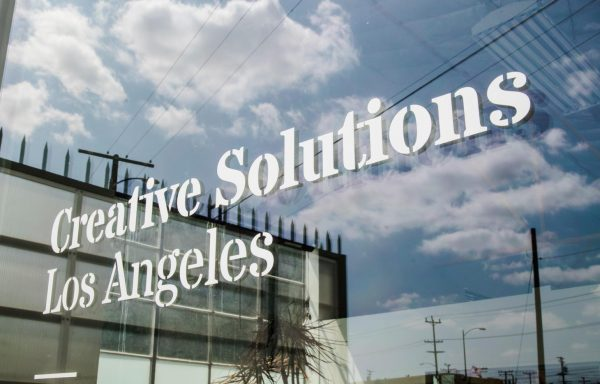 Creative Solutions Los Angeles: Tech and Workshops at a New