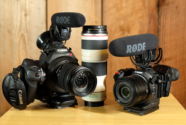 Canon XC10 review: A simple solution for everyday video journalism?