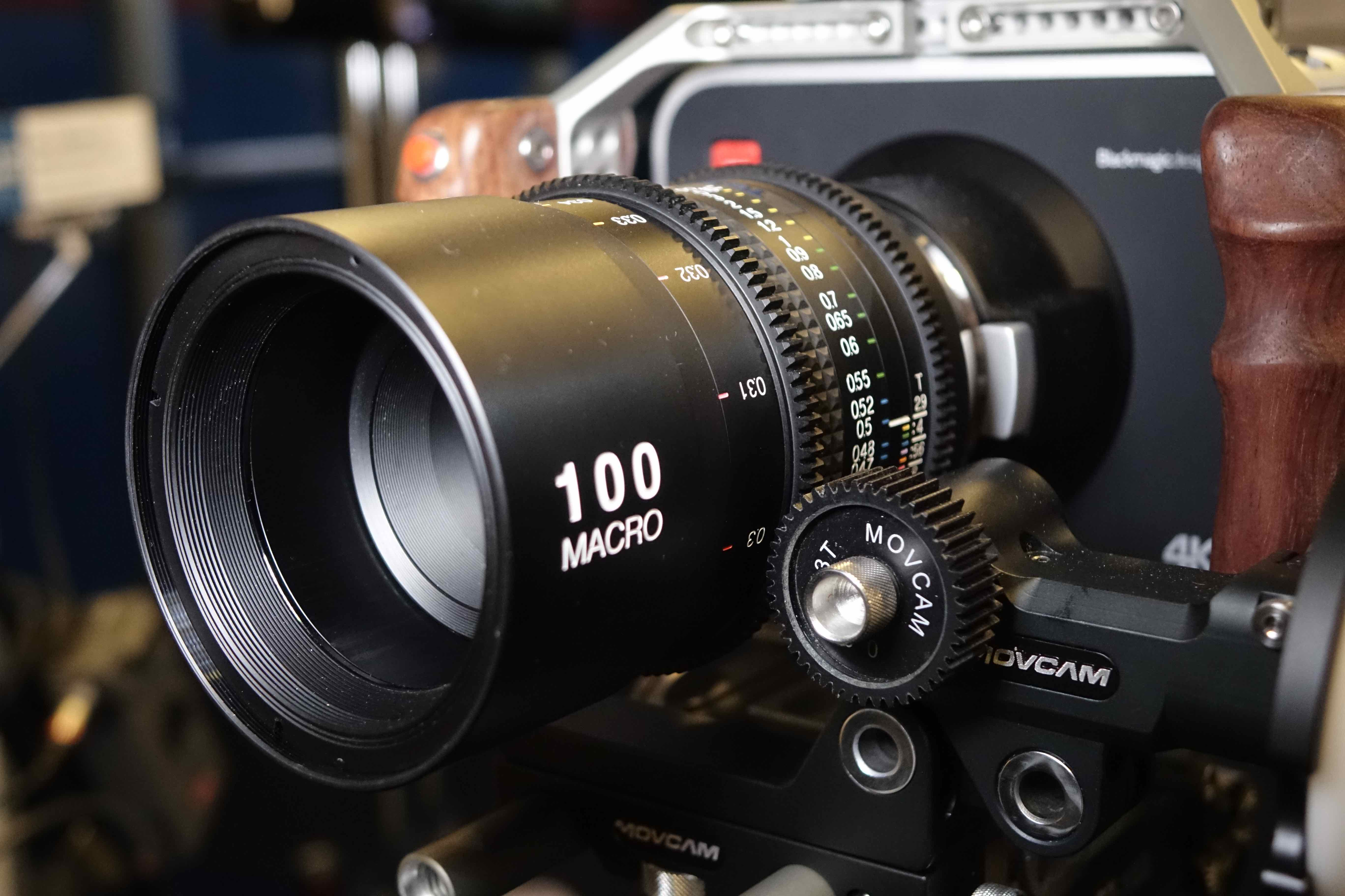 IBC 2015: Tokina shows new 100mm Cine Macro lens, 11-16mm PL mount