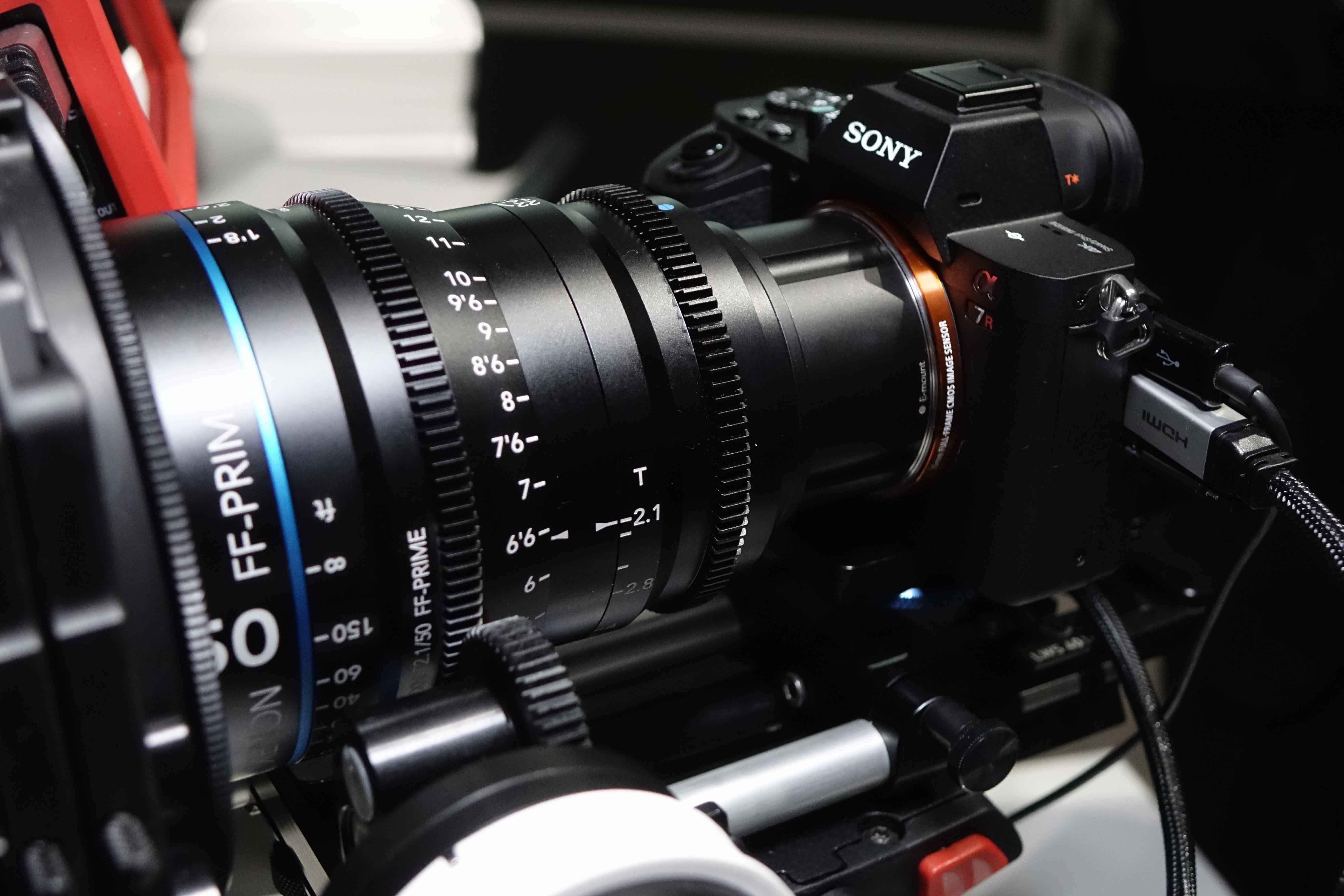 IBC 2015: Schneider Xenon full frame cine lenses now available in ...