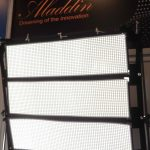IBC 2015: LED Flex light maker Aladdin show new additions to their range