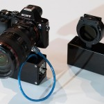 IBC 2015: The Holy Grail of DSLR filmmaking- Genus show prototype lens adapter with built-in electronic ND filter
