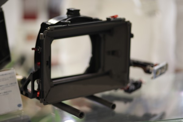The new 6x6 Vocas mattebox