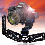 Nebula 4200 gimbal with 5-axis stabilisation system available to pre-order