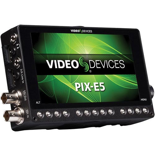 Video Devices Pix-E5 field recorder