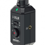 IBC 2015: RØDE i-XLR – connect professional XLR microphones to an iPhone or iPad