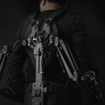 IBC 2015: Tilta shows Armor Man 2 Exoskeleton plus new Gravity gimbal with 15kg payload