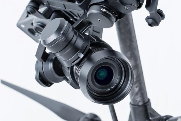 DJI Zenmuse X5 camera for the Inspire 1 drone