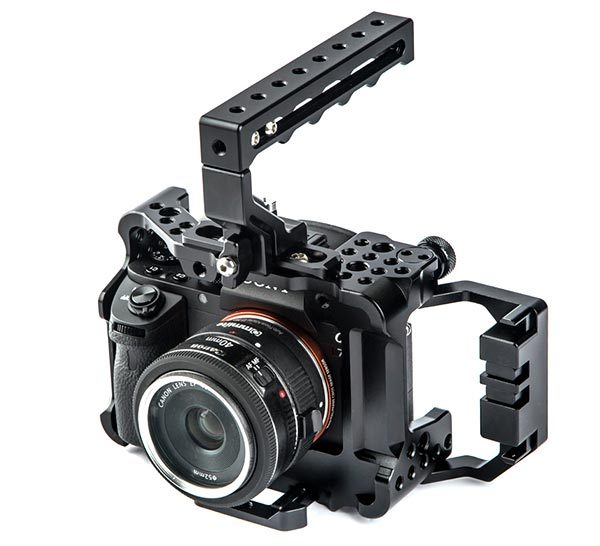 motion9 cube camera cage for Sony a7 series cameras