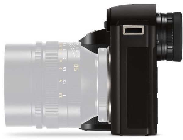Various lens adapters will be offered, including one for M-mount