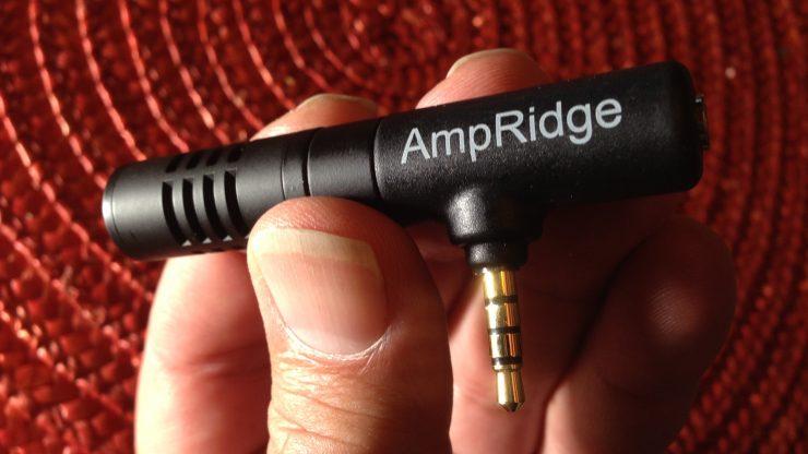 AmpRidge MightyMic SLR