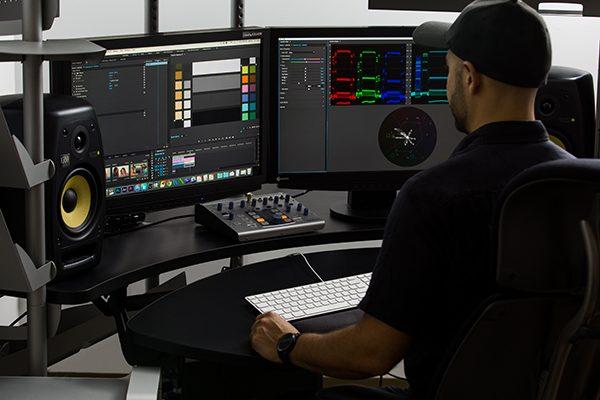 Grading using a ColorChecker Video chart
