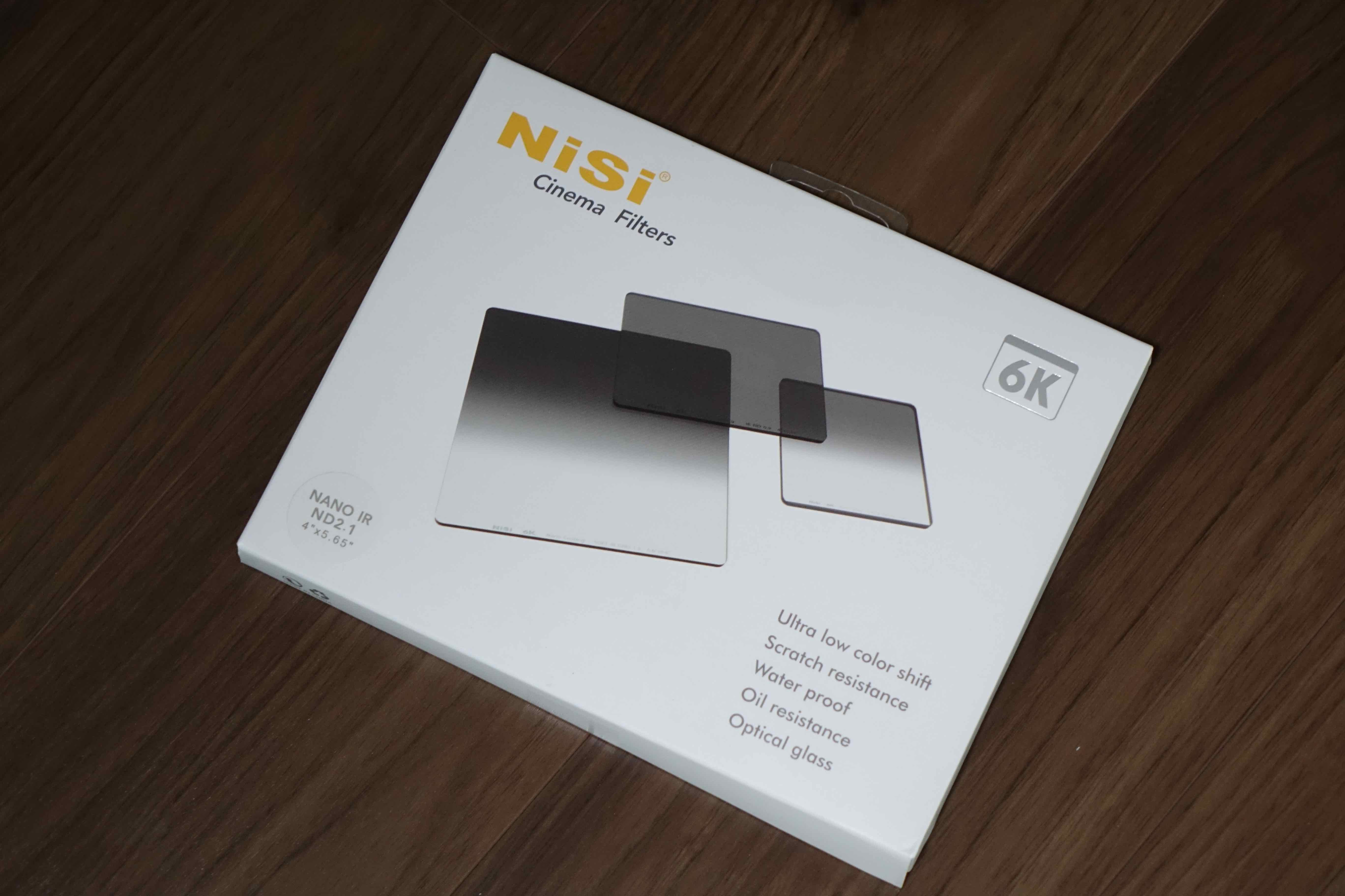 Ever Heard Of Nisi We Test The Latest Neutral Density Filters From Filter Kit For Phantom 4 Pro When It Comes To Everyone Is Familiar With Brands Such As Tiffen And Schneider But There Are A Lot Other Companies Out Flying Under