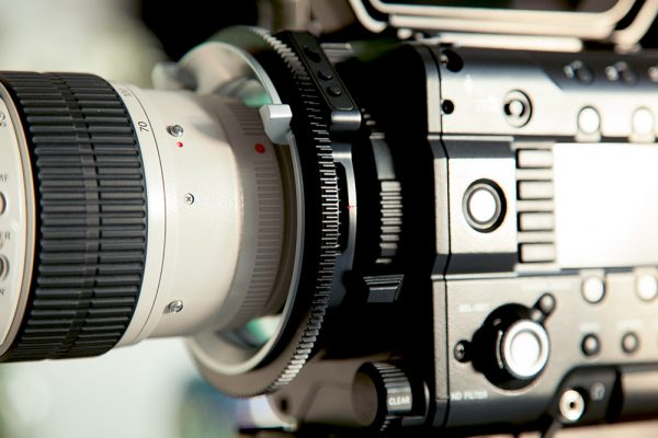 The new Metabones FZ to EF Cine Smart adapter. Photo courtesy of Paul Ream/ExtraShot