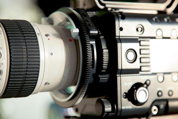 The new Metabones FZ to EF Cine Smart adapter. Photo courtesy of Paul Ream/ExtraShot