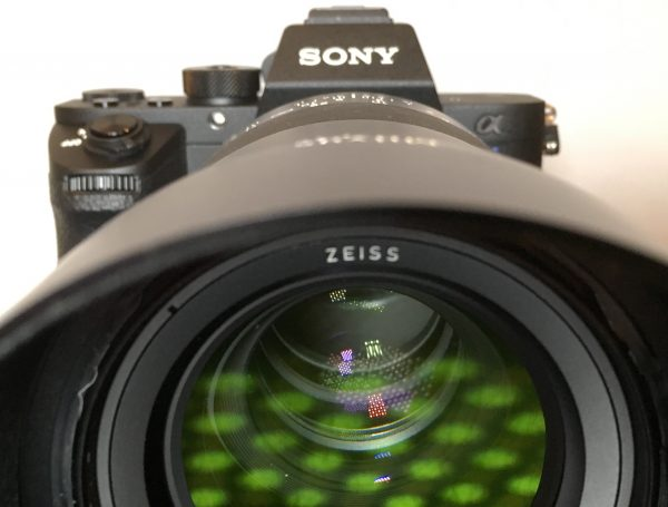 The Sony a7S II with Zeiss Milvus 50mm f1.4 and Metabones adapter
