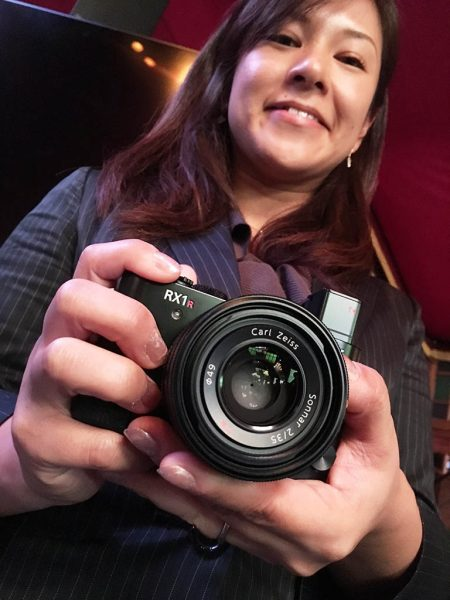The brand new RX1R II - The first of many cameras with a variable optical low pass filter?
