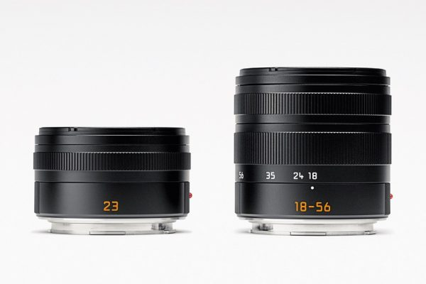Leica T lenses cover APS-C but not full-frame