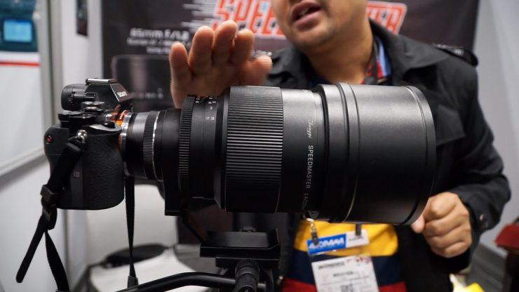 Mitakon Speedmaster 135mm