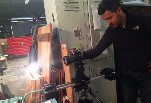 Filming the 'House of Bec' using the GH4 and Milvus lenses