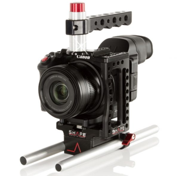 The Shape XC10 rig