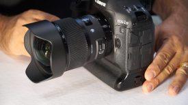 sigma 20mm art lens frame grab