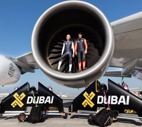 Photo: Jetman Dubai