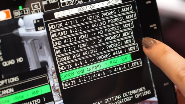 The Convergent Design Odyssey 7Q and 7Q+ have had another firmware release