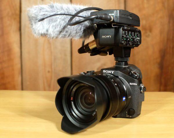 The Sony RX10 II (Photo by Slavik Boyechko)