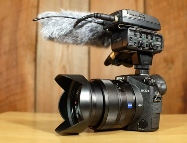 The RX10 II is still a very capable video journalism tool with some advantages over the newer model.