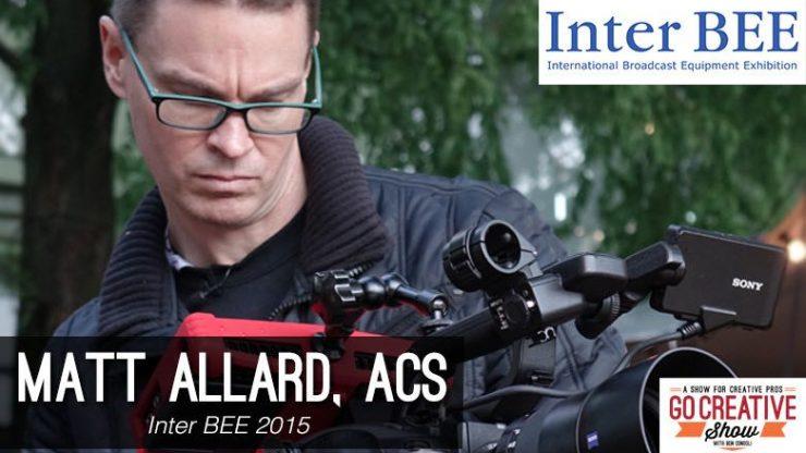 GCS078 Interbee 2015