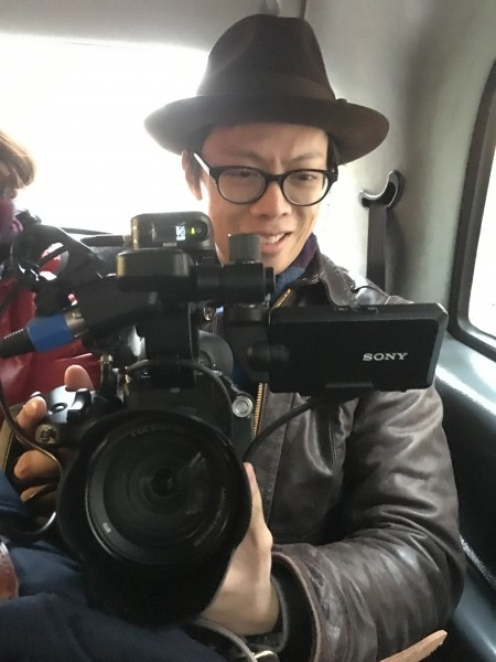 Kai from Digital Rev gets to grips with the Sony FS5