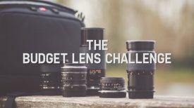 Newsshooter Budget Lens Challenge sample shots