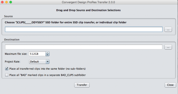Using CDProRes Transfer Version 2.0 you can unwrap the multitrack QuickTime format to see all your camera angles.