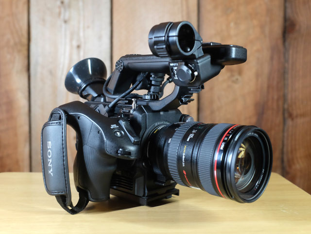 The Sony FS5 A C100 shooteru0027s verdict & The Sony FS5: A C100 shooteru0027s verdict - Newsshooter azcodes.com