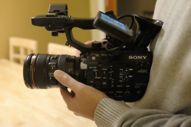 The Sony FS5: A C100 shooter's verdict - Newsshooter
