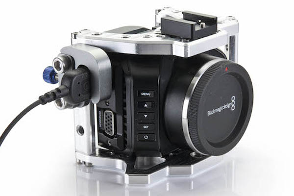 Skier Prototype Cage For Blackmagic Micro Cinema Camera Newsshooter