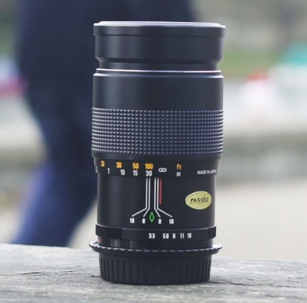 The Super Paragon 200mm - you might never have heard of it but the results are good
