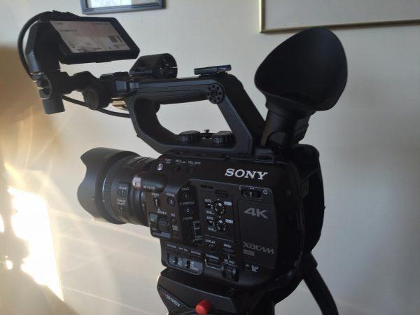 Max Wagenblass's Sony FS5