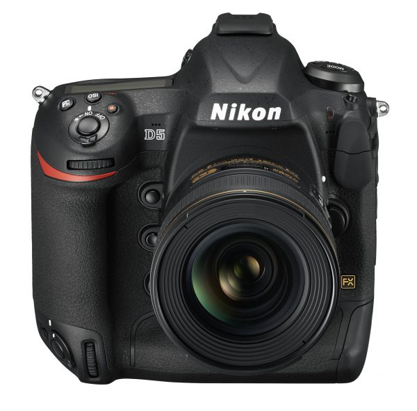 Nikon's new D5 adds expanded ISO out to 3.2m and doesn't tinker with the camera's form factor