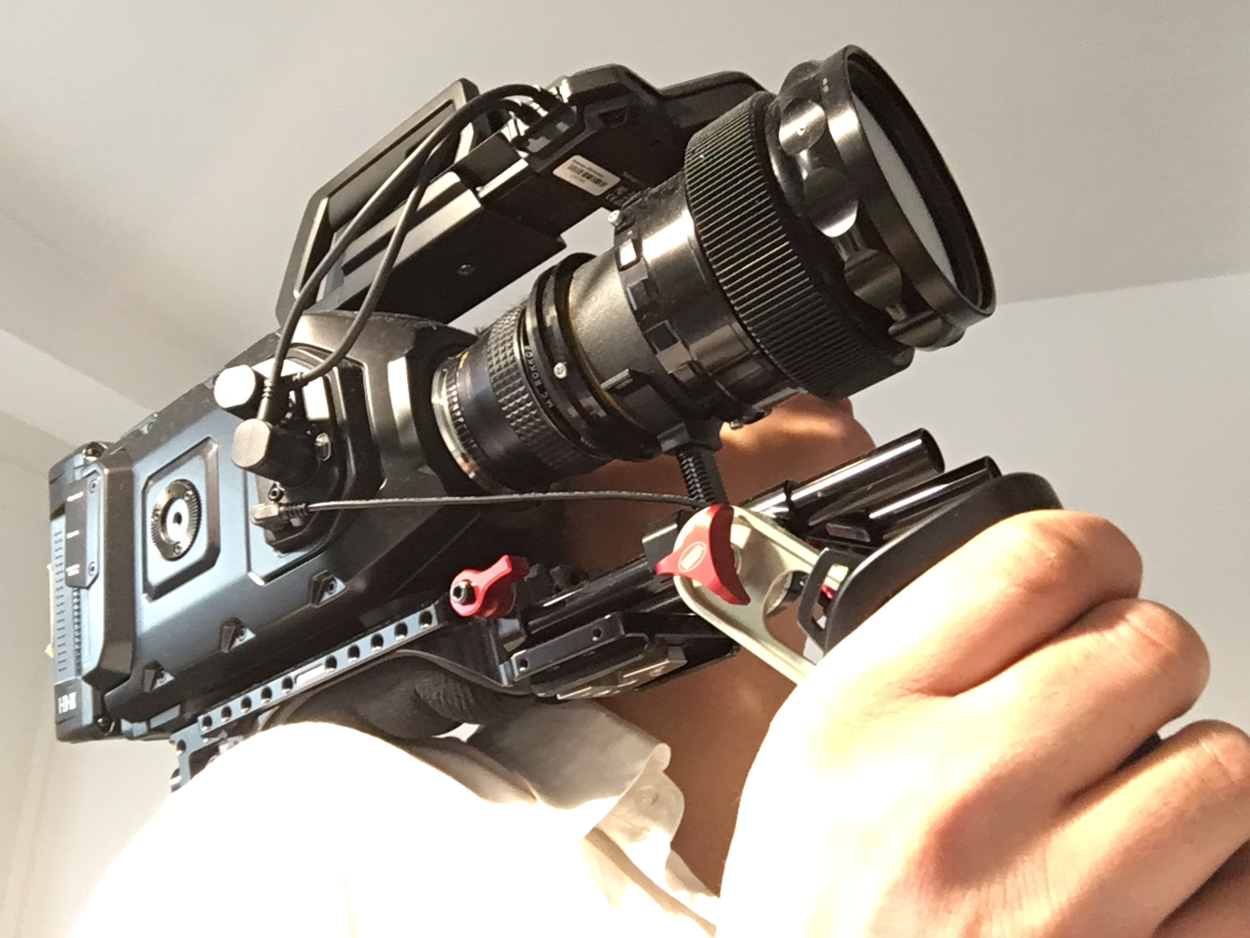 Real Anamorphic for less? The Rectilux 3FF-W single focus adapter