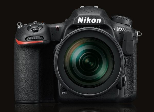 The Nikon D500