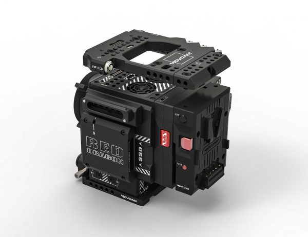 Movcam Tactical top plate