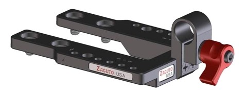 The top plate offers a more robust mounting point for the Z-Finder or other EVF.