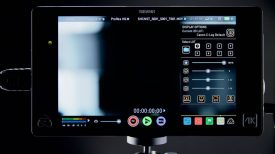 Atomos Shogun AtomOS 6point2 full screen LUTs web