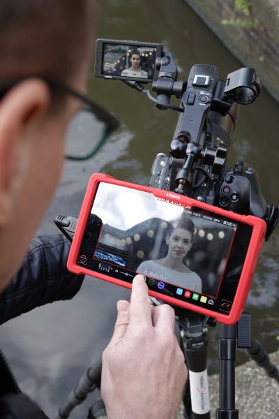 Shooting with the Sony F5 and Atomos Assassin