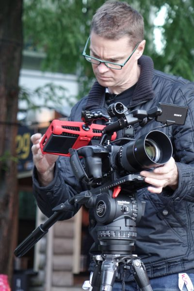 Capturing S-log3 on the Atomos Assassin from the Sony FS5