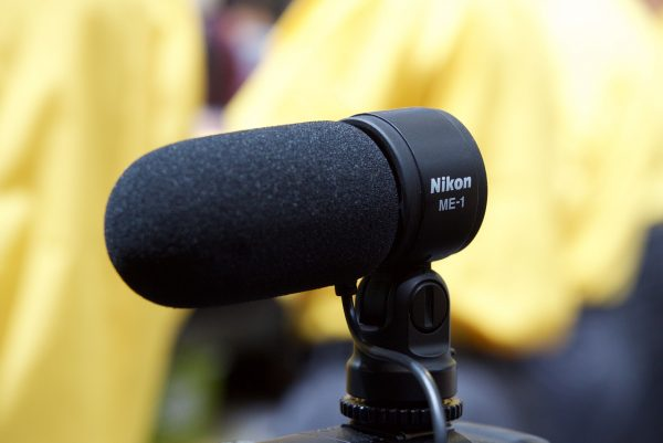 Optional ME-! stereo microphone